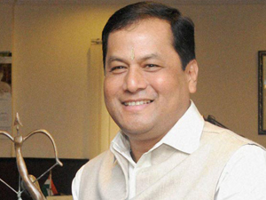 Shri Sarbananda Sonowal - Chief Minister of Assam