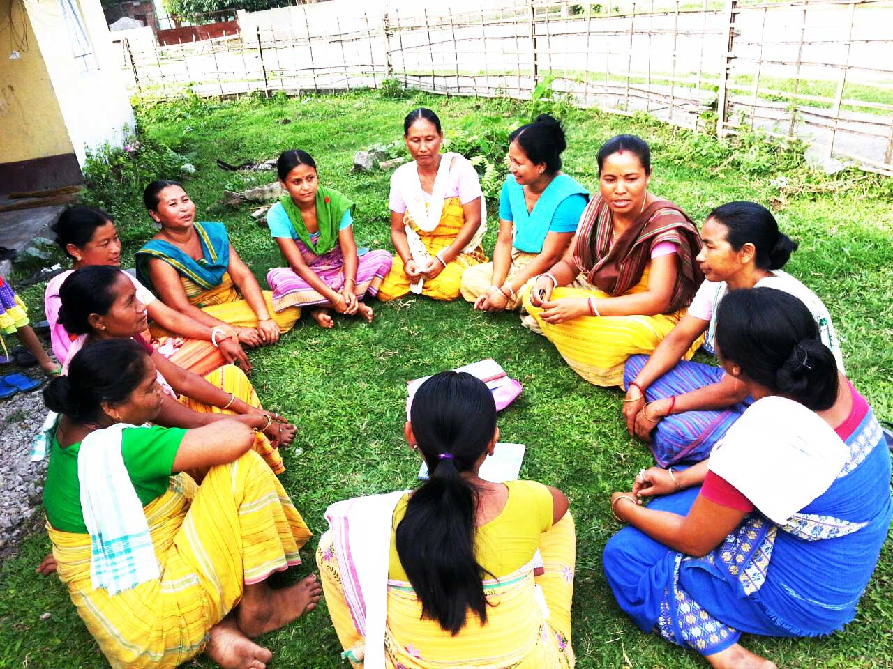 Encourage members of SHGs to have Meetings Regularly